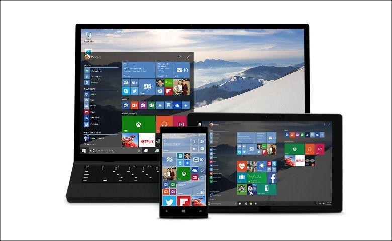 各種デバイスとWindows
