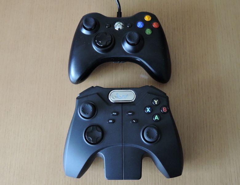 WinkPax G1 コントローラー比較