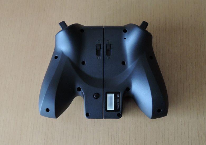 WinkPax G1 コントローラー裏側