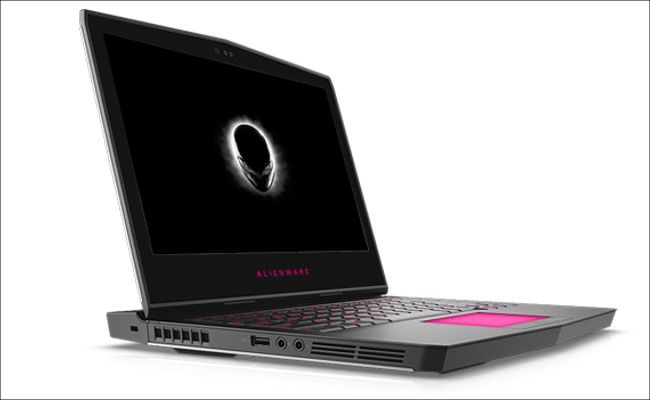 DELL Alienware 13 筺体