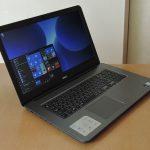 DELL Inspiron 17 5000 - 17.3インチ、大型にして高性能なノートPC、デスクトップPC代わりにも便利(実機レビュー)