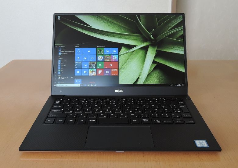 DELL XPS 13 正面