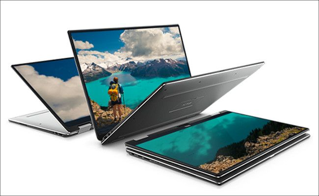 DELL XPS 13 2 in 1 筺体