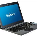 ドスパラ Diginnos DGM-S12Y ー 12.2インチ、筆圧対応ペン入力が可能な2 in 1、いよいよ販売開始!