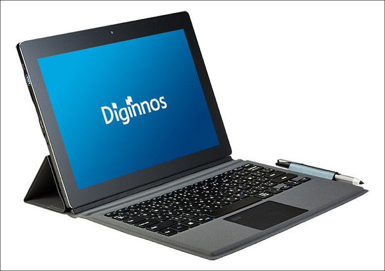 ドスパラ Diginnos DGM-S12Y