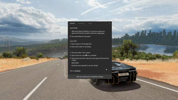 Windowsのゲームモード Game Mode