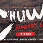 セール情報 ー geekbuyingがChuwiのセールを開催中、キーボードつきタブレットが200ドル切り!