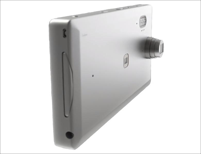 GraalPhone 背面カメラ
