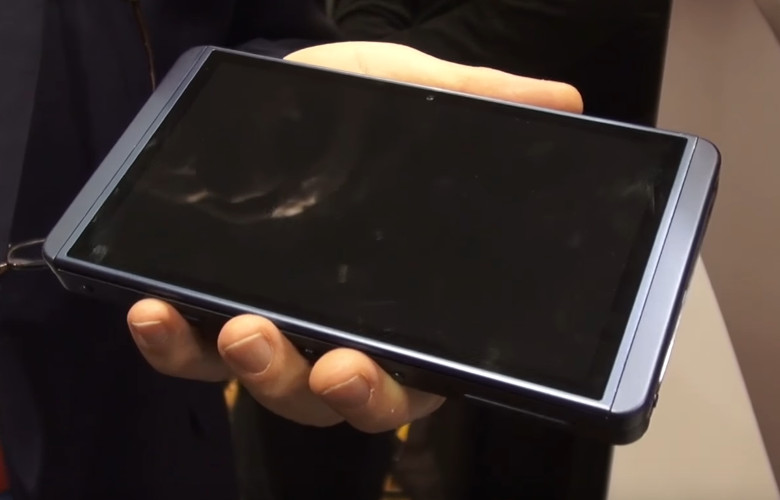 GraalPhone タブレット形態