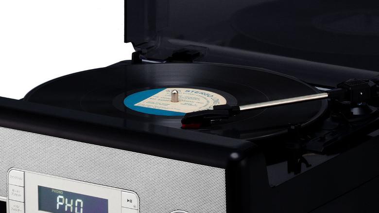 Koizumi SAD-9801 レコードプレーヤー