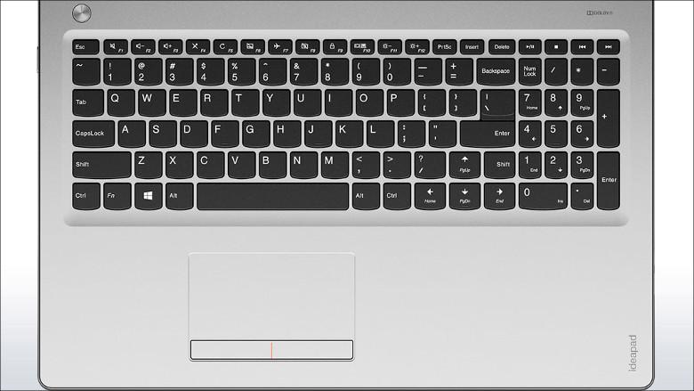 Lenovo ideapad 310 キーボード