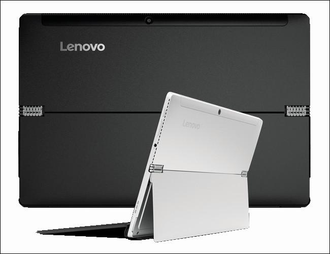 Lenovo ideapad MIIX 510 ウォッチバンドヒンジ