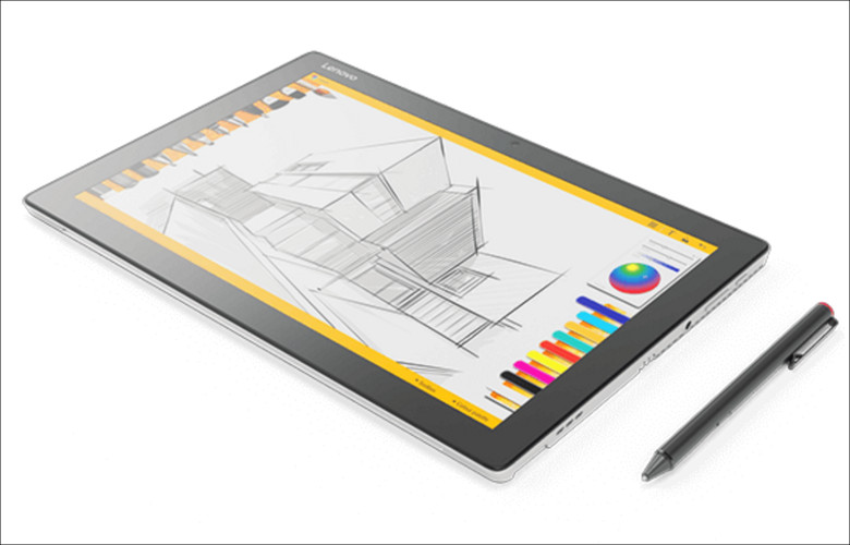 Lenovo ideapad MIIX 510 アクティブペン