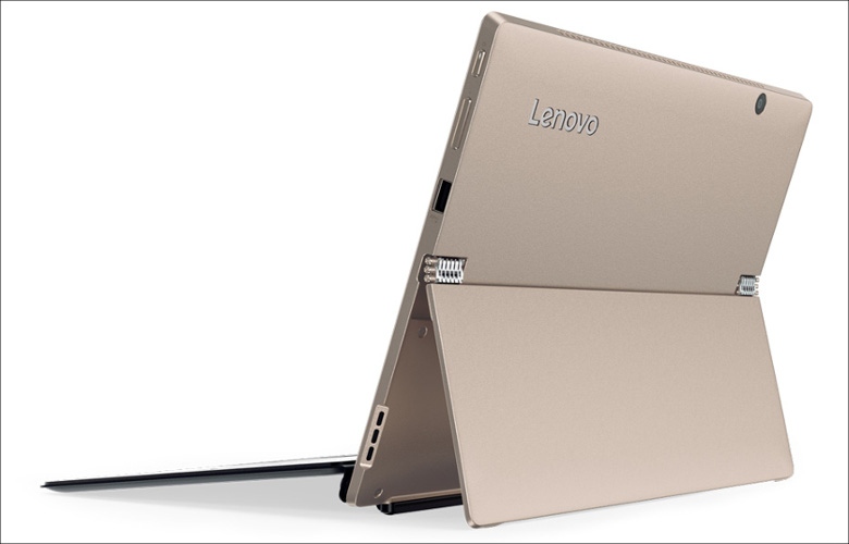 Lenovo Miix 720 背面