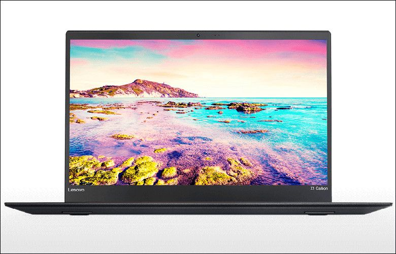 Lenovo ThinkPad X1 Carbon 2017 ベゼル