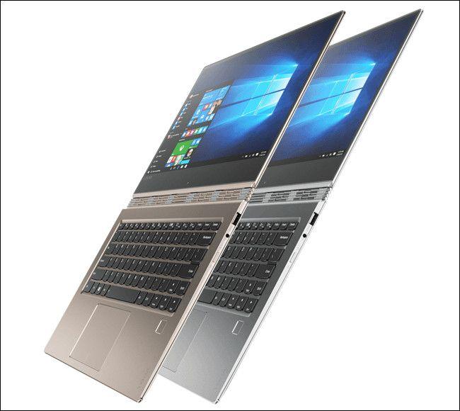 Lenovo YOGA 910 カラバリ