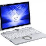 Panasonic Let's Note XZ - 12インチ、キーボード分離型の2 in 1、「タブレットモバイルPC」だって!