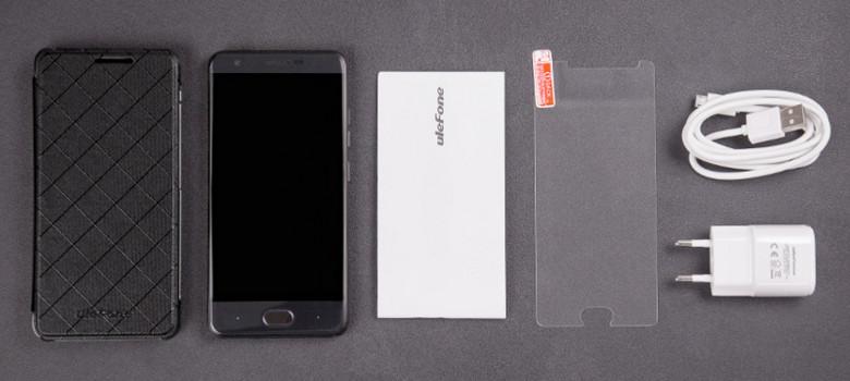 Ulefone U008 Pro 同梱物