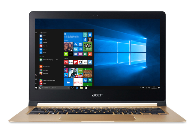 acer Swift 7 正面