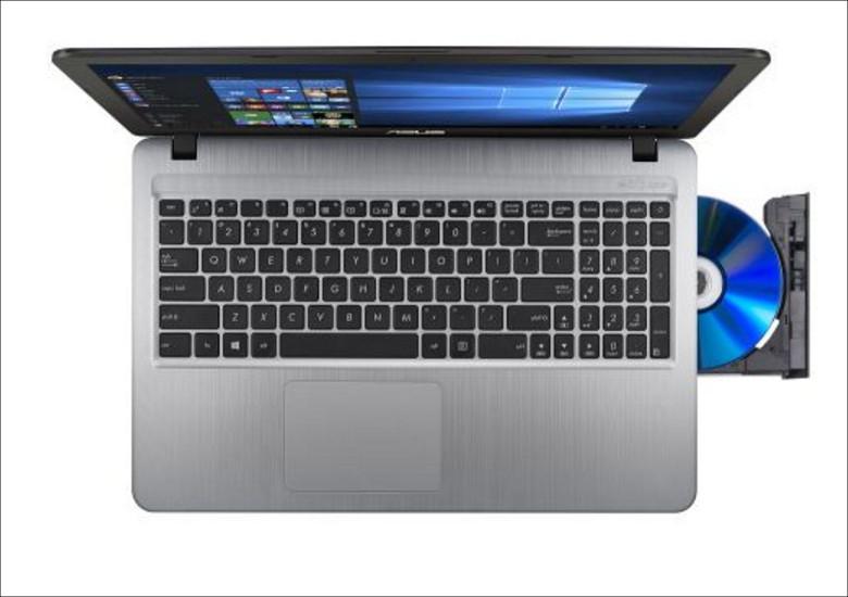 ASUS VivoBook X540YA キーボード