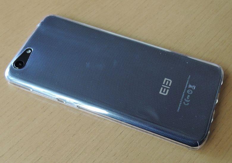 Elephone S7 HELIO X25 VERSION カバー 背面
