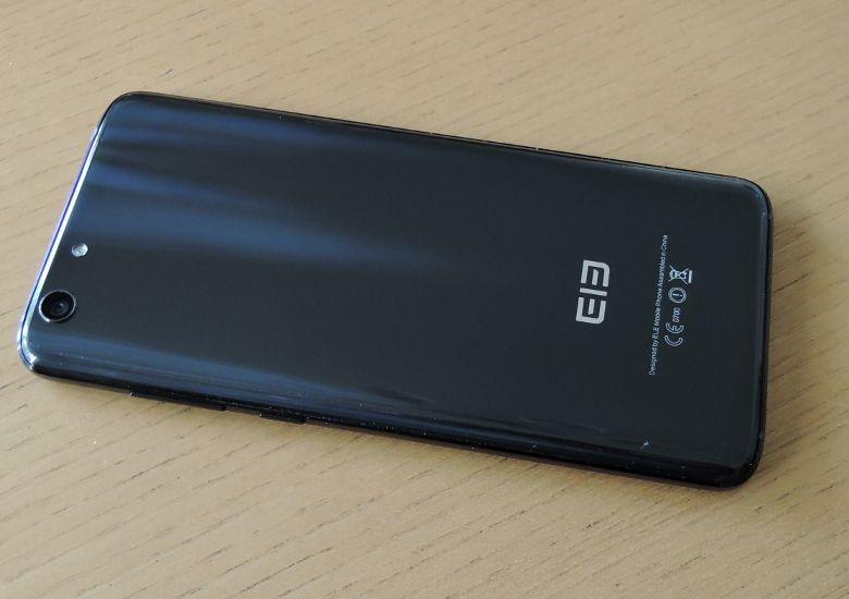 Elephone S7 HELIO X25 VERSION 背面