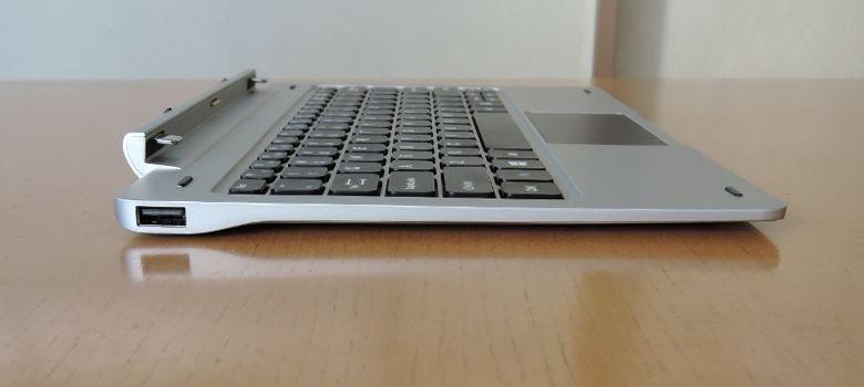 Jumper EZpad 6 キーボード側面