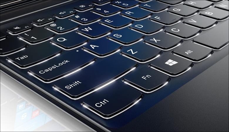 Lenovo ideapad MIIX 720 バックライトキーボード