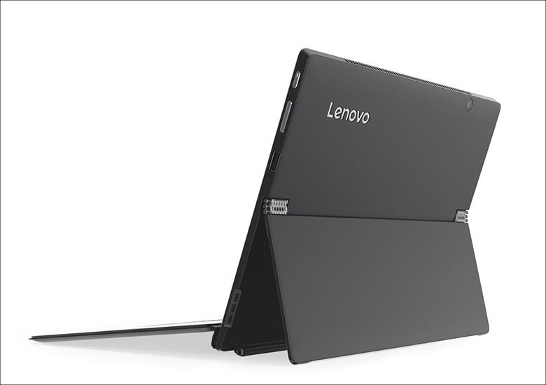 Lenovo ideapad MIIX 720 背面