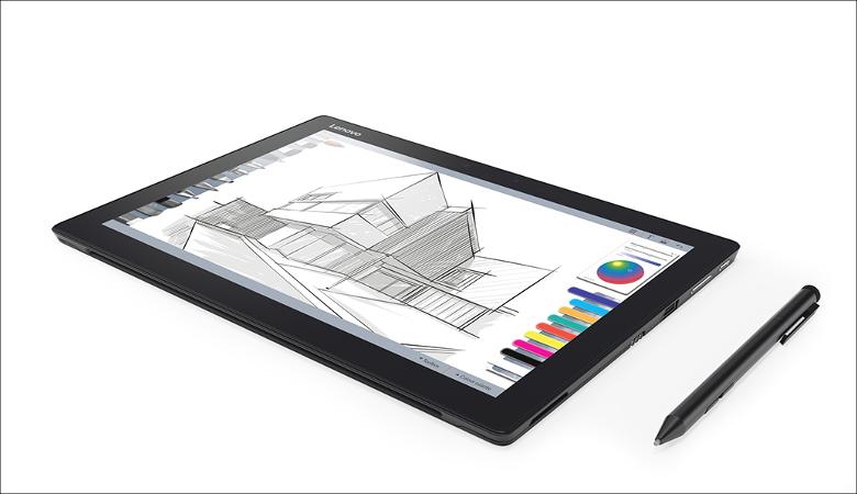 Lenovo ideapad MIIX 720 デジタイザー