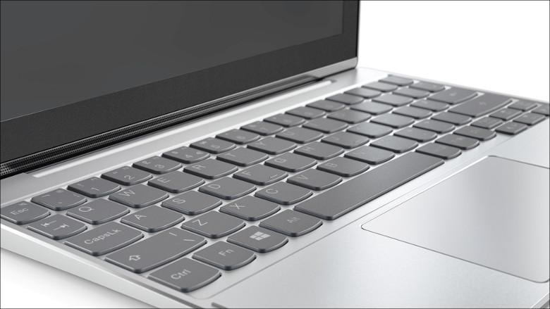 Lenovo IdeaPad Miix 320 キーボード