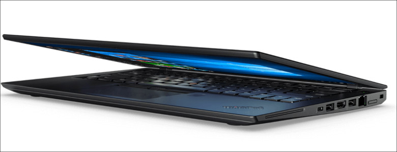 Lenovo ThinkPad T470s 筺体