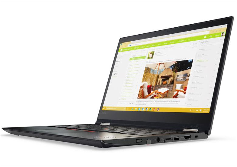 Lenovo ThinkPad Yoga 370 筺体