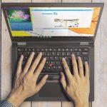 Lenovo ThinkPad Yoga 370 ー 13.3インチ、ThinkPadブランドの2 in 1、2017年のモバイルノートはこのスタイルが主流に?