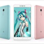 Xiaomi Redmi Note 4X - 2万円で買える高品質スマホ、みっくみくエディションもあるよ!(ふんぼ)