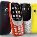 Nokia 3310 ー 2000年発売のフィーチャーフォンが2017年モデルとして復刻!欲しい人続出とみた!