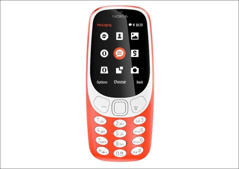Nokia 3310 正面
