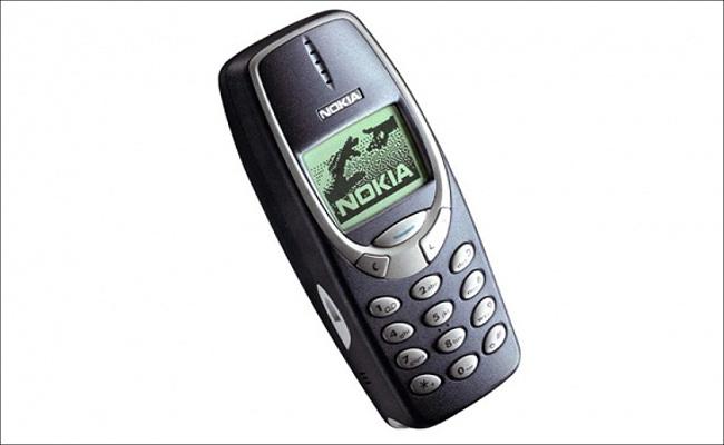 Nokia 3310 旧モデル