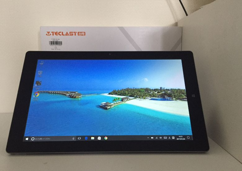 Teclast TBook 16 Power 読者レビュー