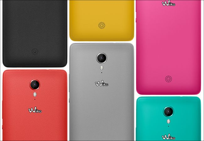 Wiko Tommy カバー