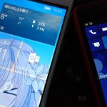 CUBE WP10 ー Windows 10 Mobile Anniversary Updateを強制適用してみた(かのあゆ)