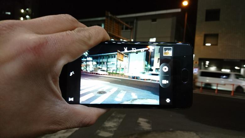 Ulefone U008 Pro カメラUI