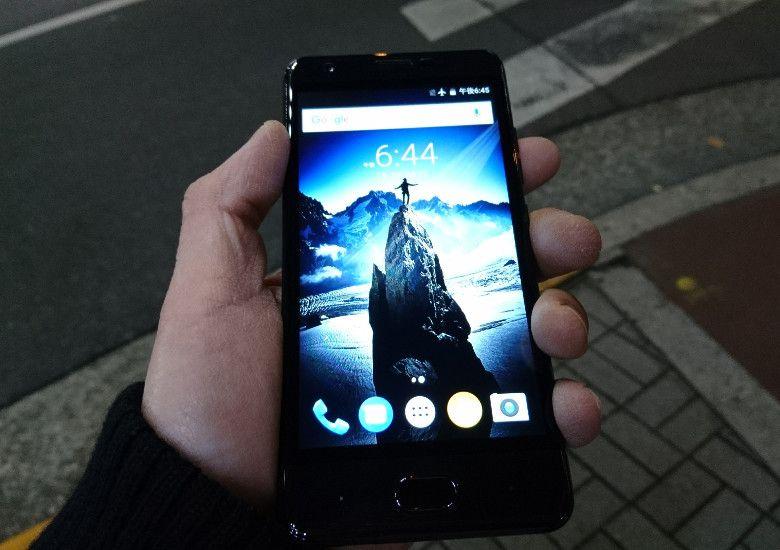 Ulefone U008 Pro Top