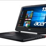 acer Aspire VX 15 ー 15.6インチ、エントリーユーザーに優しいスペックと価格の本格ゲーミングノート