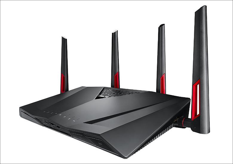 ASUS Wi-Fiルーター RT-AC88U