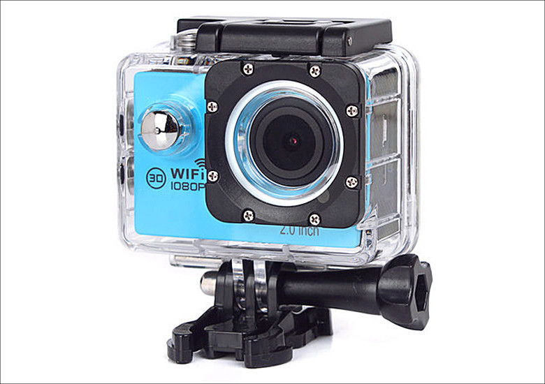 Banggoodのアクションカメラ
