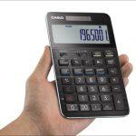 CASIO S100 ー お値段3万円!基本性能を追求したカシオの「THE SPECIAL ONE」電卓