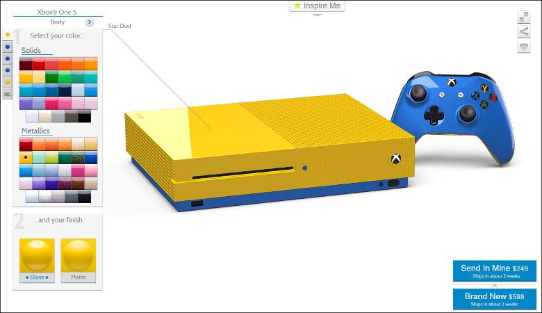 ColorWare XBox One