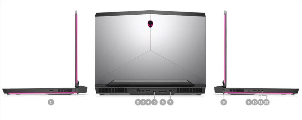 DELL ALIENWARE 17 GTX1080