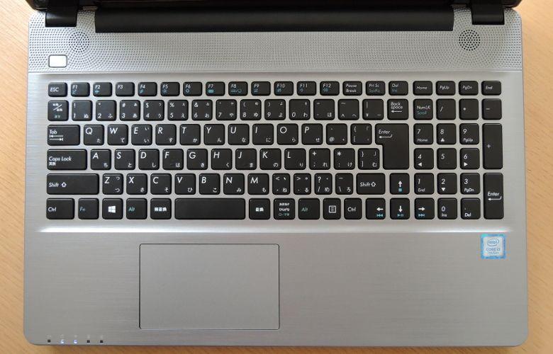 ドスパラ Critea DX-K H3 キーボード